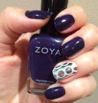 Manicure Monday: Zoya in 'Pinta'