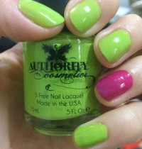 Cruelty-Free Manicure Monday: Neon Nails