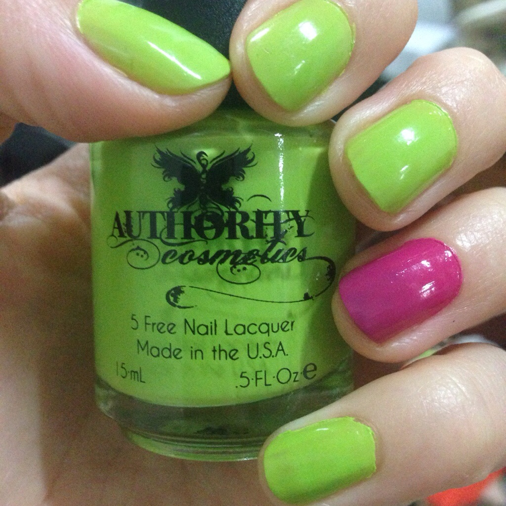 Authority Cosmetics