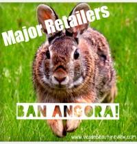 Major Retailers Ban Angora!