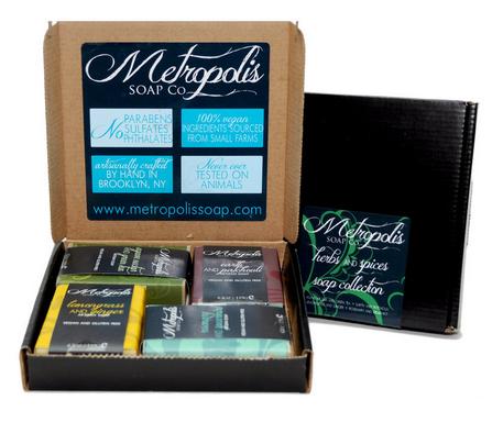 metropolis soap co