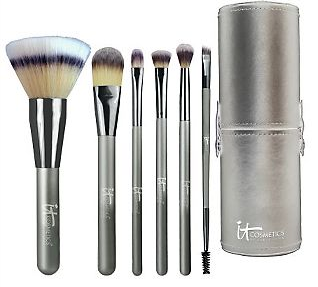 it Cosmetics vegan makeup brushes