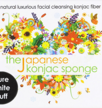 The Japanese Konjac Sponge Review & Giveaway!