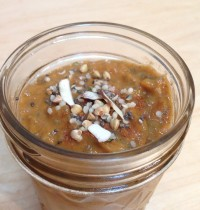 Healthy Pumpkin Chia Pudding