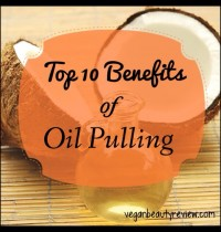 Top 10 Benefits of Oil Pulling