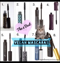 The 8 Best Vegan Mascaras