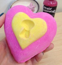LUSH-ious Valentine's Day Bath & Body Treats