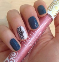 Manicure Monday & Fave Vegan Lip Gloss