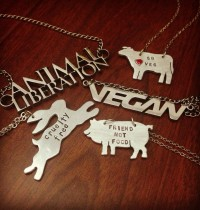 My Favorite Cruelty-Free Necklaces