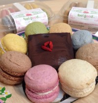 Vegan, Soy-Free & Gluten-Free Macarons? Yes, Please!