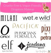 Cruelty-Free Drugstore Makeup with Vegan Options