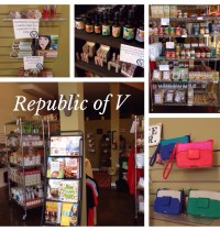 New East Bay Vegan Grocery Store: Republic of V