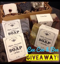 Cee Cee & Bee Review and Giveaway!