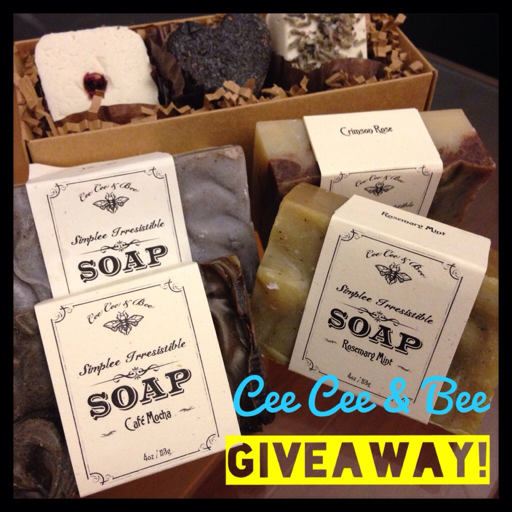cee cee and bee giveaway