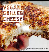 Vegan Gilled Cheese with Follow Your Heart