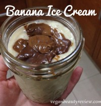 Homemade Banana Ice Cream [RECIPE]