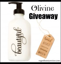 Olivine Atelier Lotion Giveaway!