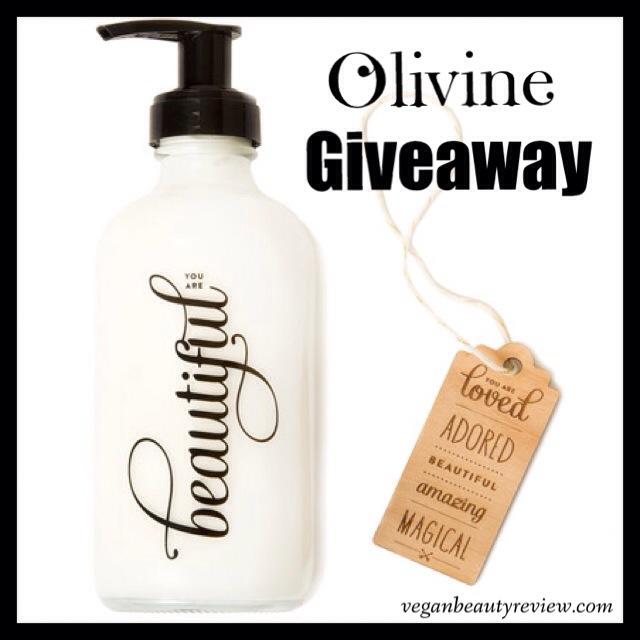 Olivine giveaway