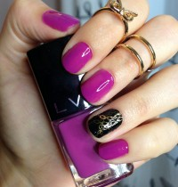 Manicure Monday: LVX Orchid