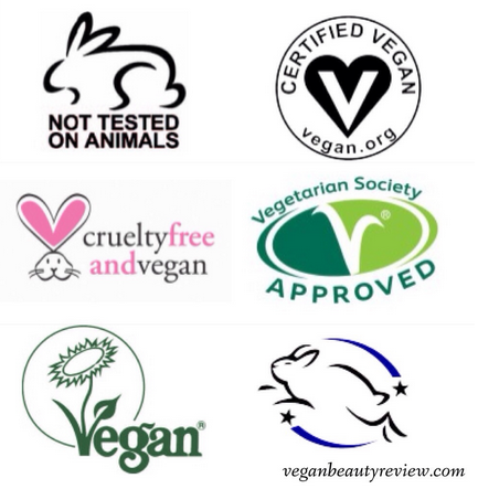 Symbols To Look For When Shopping Cruelty Free Vegan Beauty Review