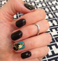 Manicure Monday: Mineral Fusion's Obsidian