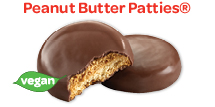 peanut butter patties