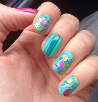 Manicure Monday: Love, Charlotte XO by Color Club