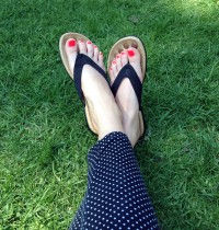 Cruelty-Free Fashion Rave: Juil Vegan Sandals