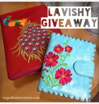 LAVISHY Vegan Accessories Review & Giveaway!