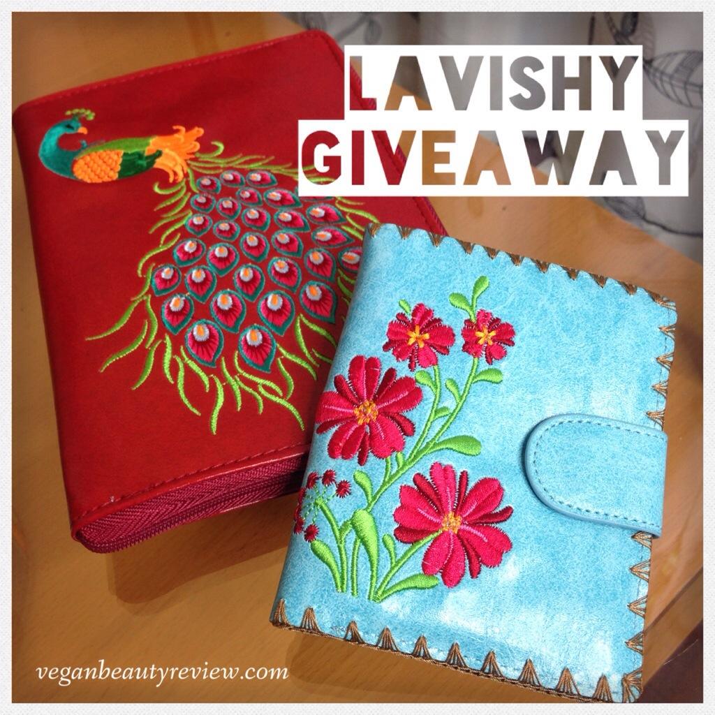 LAVISHY giveaway