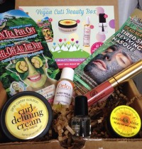 April Vegan Cuts Beauty Box Review
