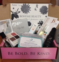 April Petit Vour Beauty Box Review