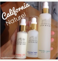 California Naturel Review & Giveaway