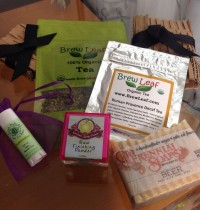 May Vegan Presence Goodie Box Review
