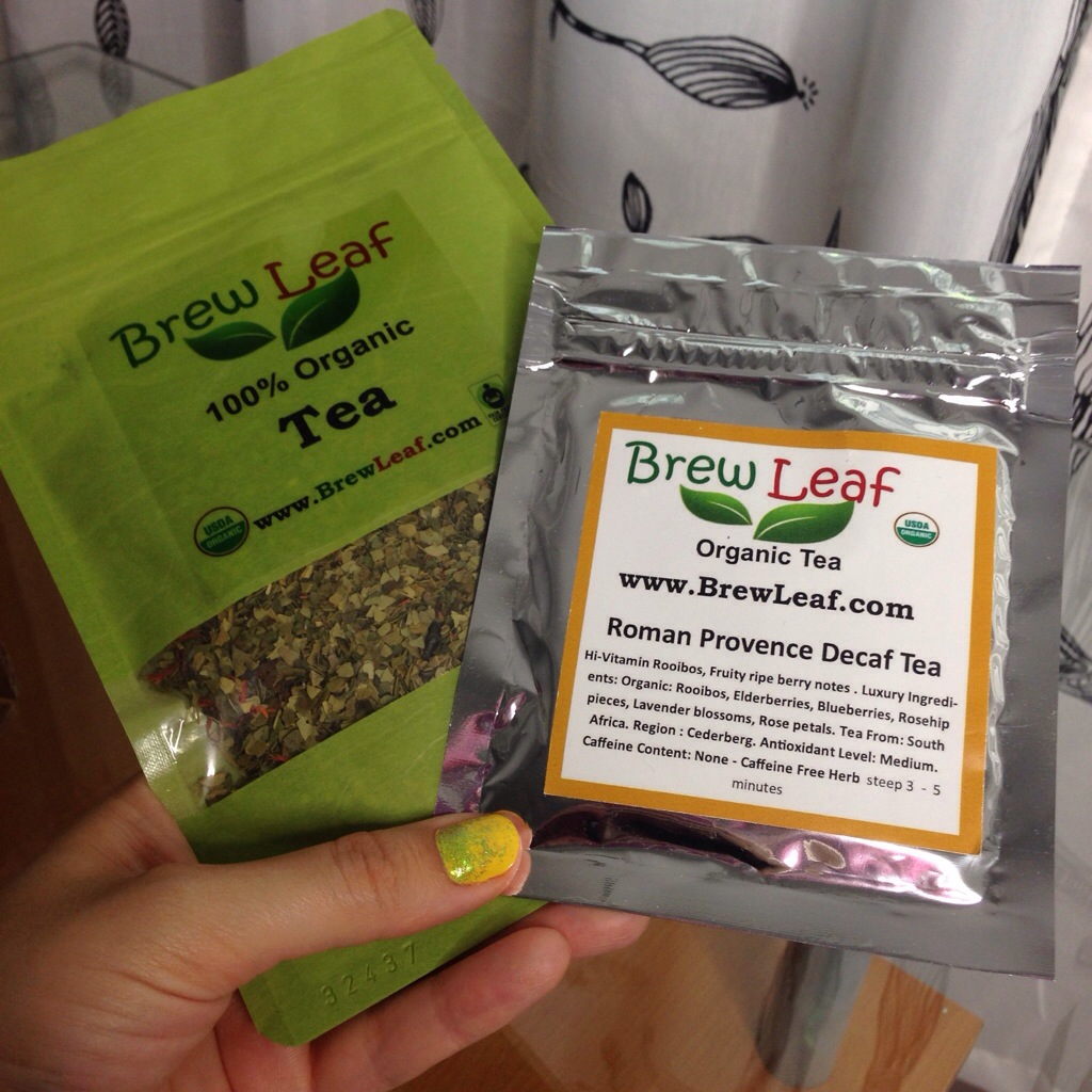 Brew Leaf Tea