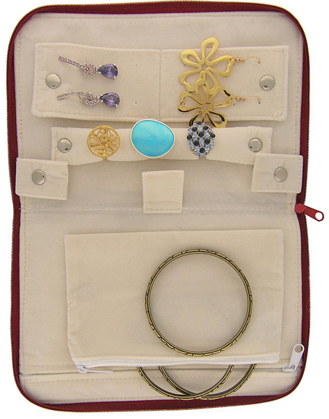 LAVISHY jewelry pouch
