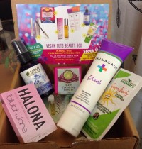 May Vegan Cuts Beauty Box Review