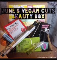 June Vegan Cuts Beauty Box Review