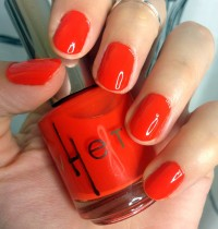 Manicure Monday: wHet Nail Polish in Ravenous