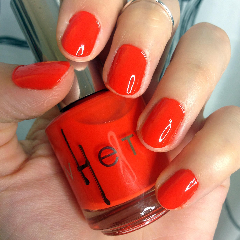 whet nail polish ravenous