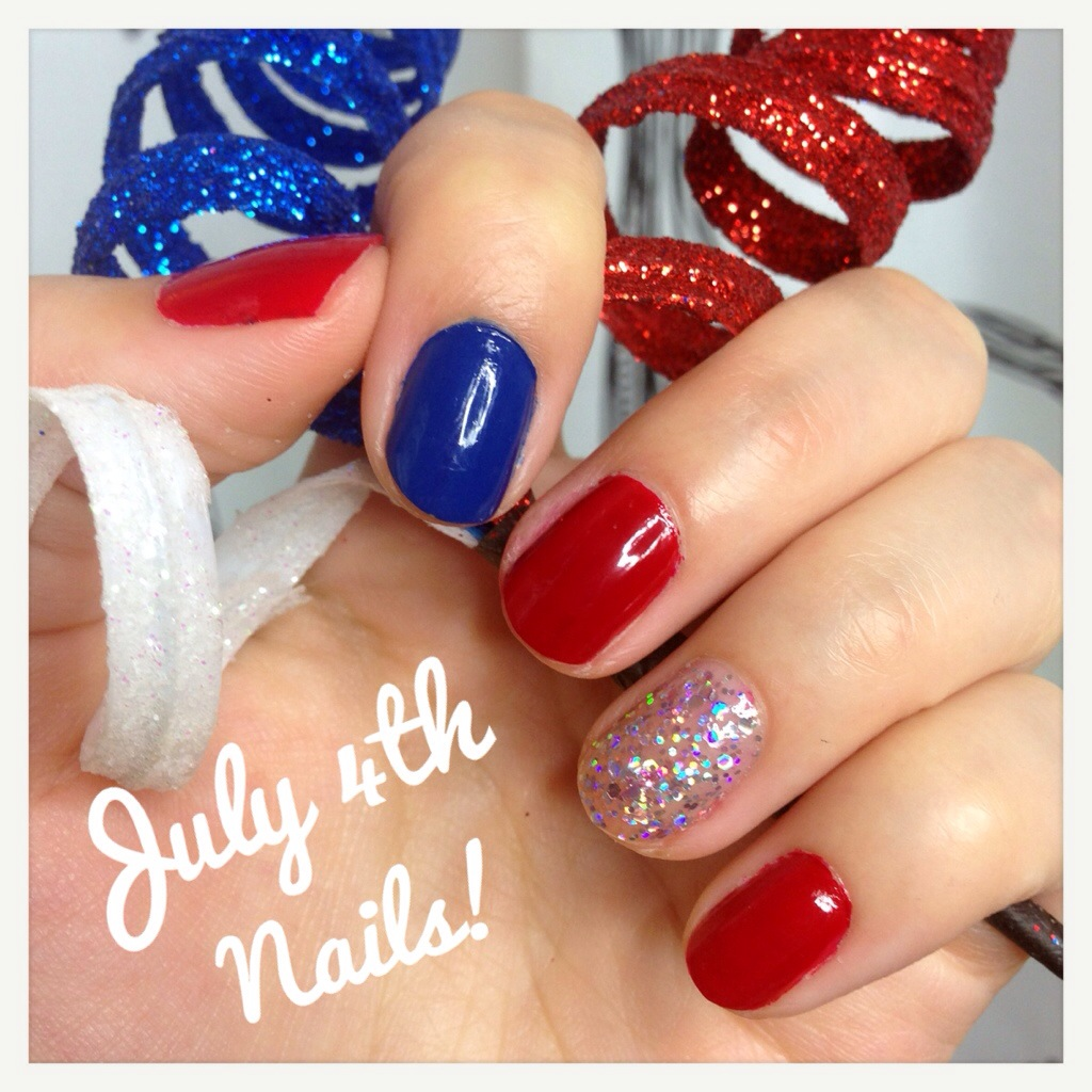Cruelty-Free and Vegan July 4th Nails! - Vegan Beauty Review | Vegan ...
