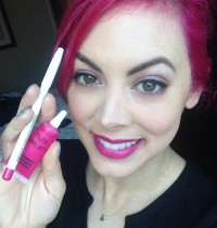 My Favorite Vegan Hot Pink Lippy