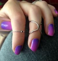Manicure Monday: NCLA pink Lady Nail Wraps
