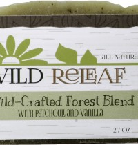 Get Wild with Wild ReLeaf All-Natural Soaps!
