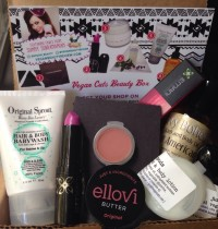 July Vegan Cuts Beauty Box Review