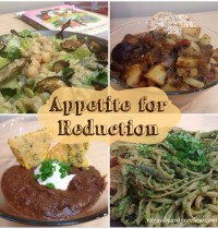 VBR Cookbook Rave: 'Appetite for Reduction'