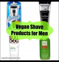 Vegan & Cruelty-Free Shaving Essentials for Men