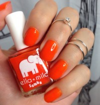 Manicure Monday: Ella + Mila's 'Cause I'm Happy