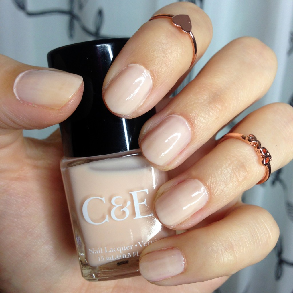 Manicure Monday: Crabtree & Evelyn\'s Alabaster - Vegan Beauty Review ...