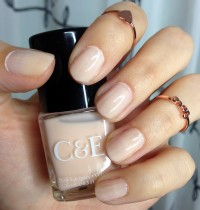 Manicure Monday: Crabtree & Evelyn's Alabaster